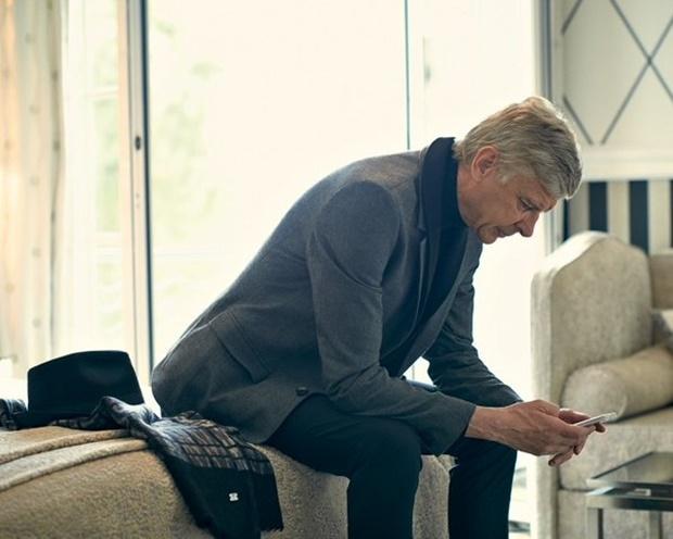 Bài phỏng vấn đặc biệt Arsene Wenger: Chúa tạo ra con người, còn tôi dẫn lối họ chơi đẹp - Ảnh 7.