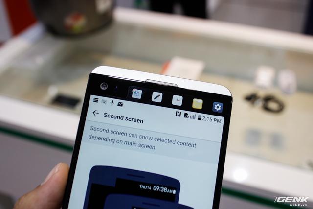 Trên tay siêu phẩm LG V20 tại Việt Nam: ngoại hình cứng cáp hơn, trang bị camera kép, giá gần 17 triệu đồng - Ảnh 7.