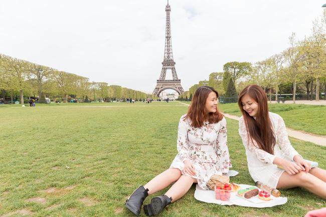 Những bộ ảnh du lịch của giới trẻ Việt khiến bạn vừa ghen tị vừa ao ước giá mình cũng được ở đó - giống - Ảnh 36.