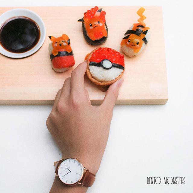 Bộ sưu tập sushi cực dễ thương khiến bé chẳng bao giờ từ chối bữa ăn - Ảnh 9.