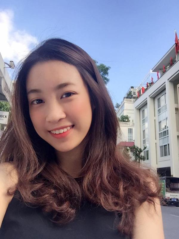 Ngắm nhan sắc khi được trang điểm nhẹ nhàng của 3 nàng Tân Hoa hậu và Á hậu - Ảnh 8.