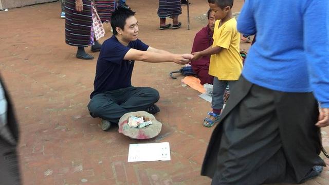 Một du khách người Việt đã thử đóng vai ăn xin ở Nepal và kết quả nhận được thật bất ngờ - Ảnh 8.