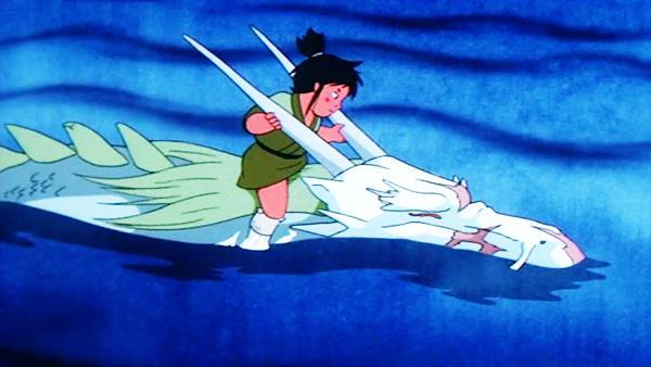10 phim hoạt hình thần thoại đẹp nao lòng về nước Nhật - Ảnh 8.