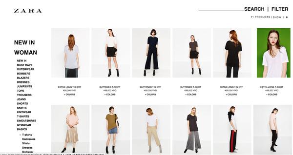 Với 500.000 VNĐ, bạn có thể mua rất nhiều đồ tại Zara Việt Nam - Ảnh 8.