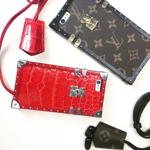 Louis Vuitton khiến tín đồ thời trang phát cuồng vì ốp Iphone sang chảnh - Ảnh 9.