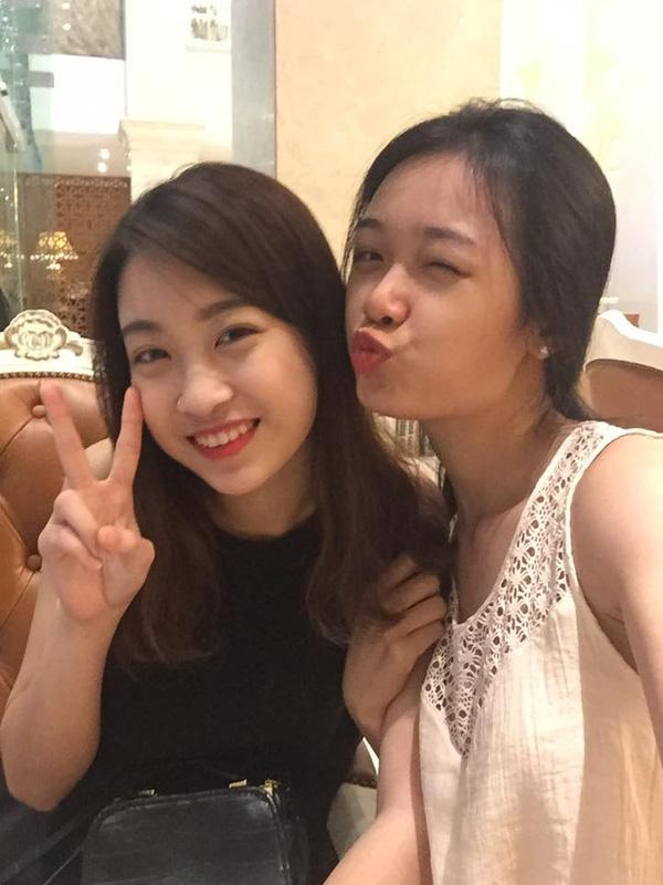 Ngắm nhan sắc khi được trang điểm nhẹ nhàng của 3 nàng Tân Hoa hậu và Á hậu - Ảnh 9.