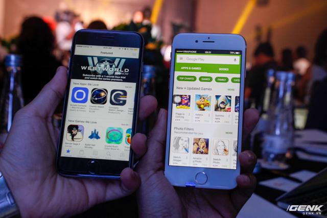Cảnh báo: iPhone 7 giả đã len lỏi đến thị trường Việt Nam, giá chỉ 2,5 triệu VNĐ, chạy Android nhái iOS như thật - Ảnh 9.