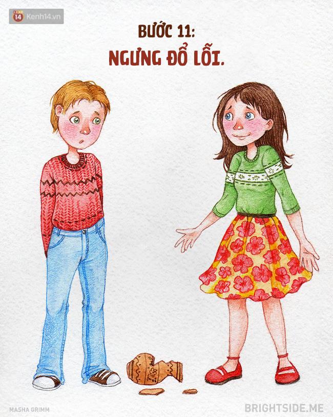 Nếu bạn muốn có tình yêu đẹp và bền lâu, hãy ghi nhớ 12 bước này - Ảnh 11.