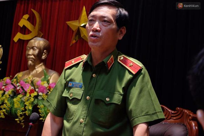 Thiếu tướng Đoàn Việt Mạnh, Cục trưởng Cục cảnh sát PCCC.