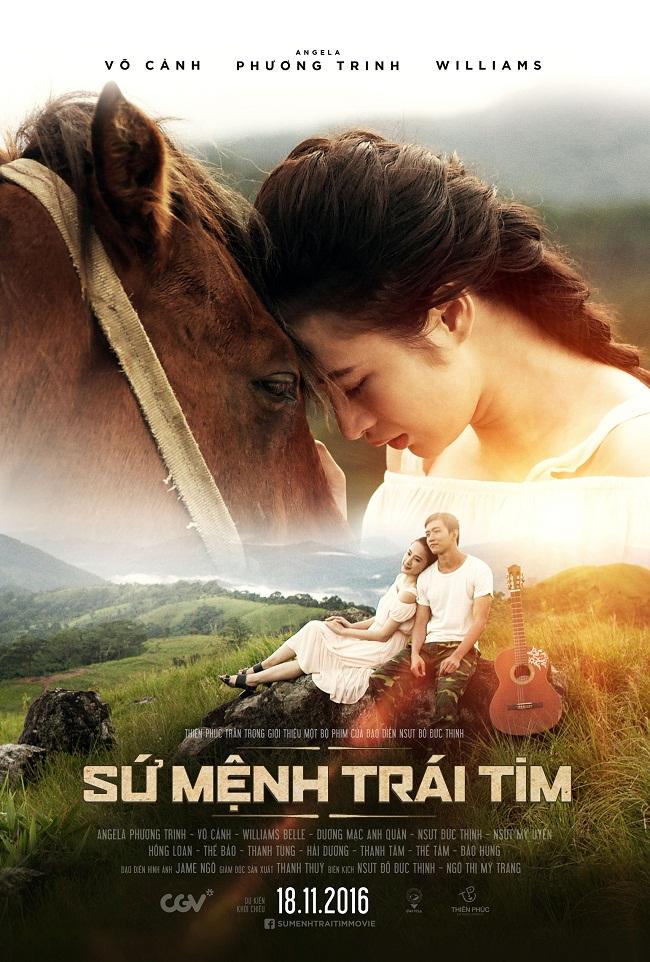 Võ Cảnh tỏ tình với Angela Phương Trinh trong trailer phim đầy cảm xúc - Ảnh 13.