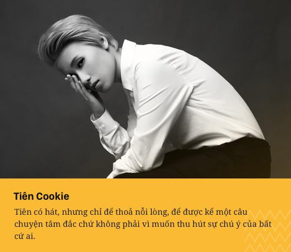 Tiên Cookie - Cô gái phía sau thành công của hàng loạt ngôi sao Vbiz - Ảnh 2.