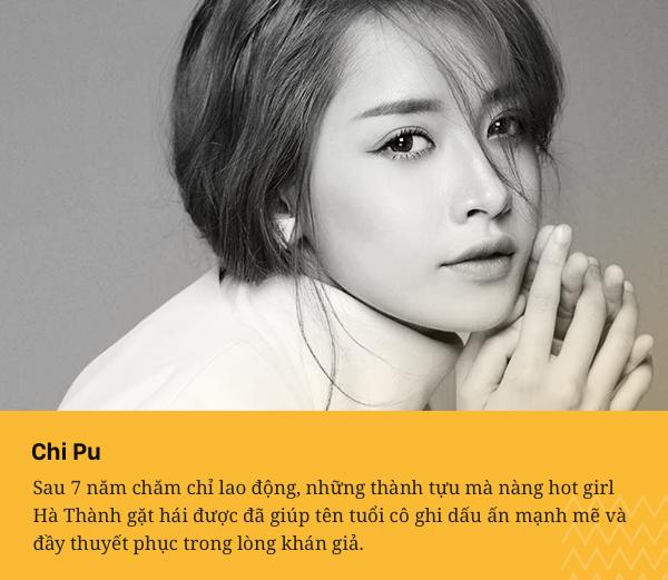 Chi Pu - Hành trình xóa đi cái bóng hot girl đến ngôi sao nổi bật trên thảm đỏ Hàn Quốc - Ảnh 2.