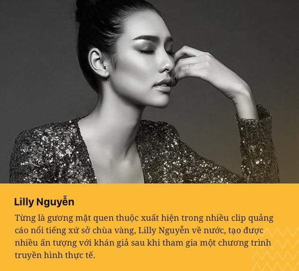 Lilly Nguyễn - Trưởng thành và bứt phá với nguồn năng lượng khủng - Ảnh 2.
