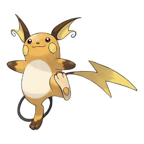 12. Ai mà tin được. Bắt Pikachu đã khó nay còn phải bắt cấp tiến hoá của em ấy là Raichu. Lại còn tỉ lệ bắt trúng chỉ có 8% mà thôi.