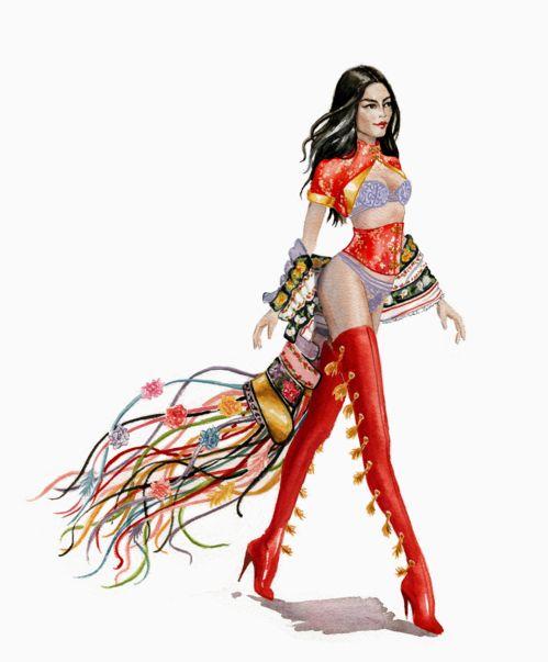 Victorias Secret năm nay sẽ tiến công đến Paris, hé lộ thiết kế mới toanh! - Ảnh 4.