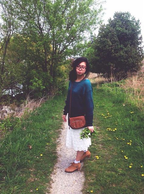 Mori Girl Việt Nam: Những cô nàng chỉ... mặc đồ thôi cũng bị coi là sinh vật lạ - Ảnh 2.