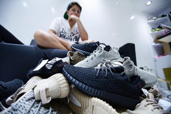 16 tuổi kiếm được hơn 22 tỷ đồng - Chỉ nhờ bán sneaker hiếm mà cậu bé này đã phát tài! - Ảnh 8.