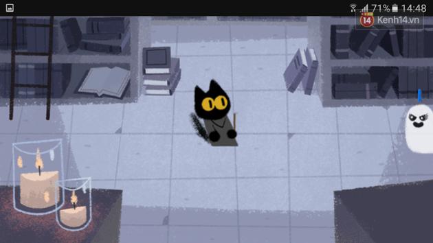 Google chào lễ hội Halloween với trò Pháp sư mèo diệt ma, bạn đã thử chưa? - Ảnh 6.