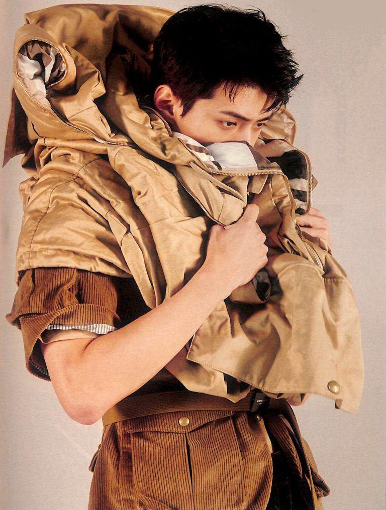Chết dở, đã đến lượt Sehun (EXO) bị stylist cho
