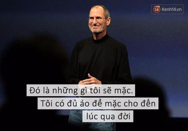 Bí mật thú vị đằng sau chiếc áo cổ lọ mà Steve Jobs mặc đi mặc lại - Ảnh 2.
