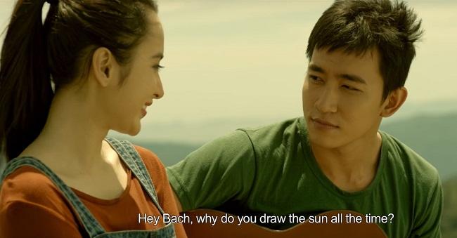 Võ Cảnh tỏ tình với Angela Phương Trinh trong trailer phim đầy cảm xúc - Ảnh 2.
