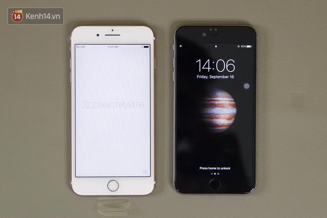 iPhone 7 Plus đang gây sốt trên toàn thế giới đẹp hơn đời máy trước như thế nào? - Ảnh 1.