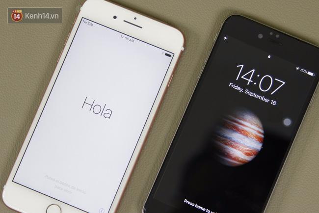 iPhone 7 Plus đang gây sốt trên toàn thế giới đẹp hơn đời máy trước như thế nào? - Ảnh 2.