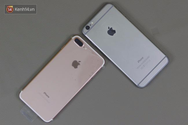 iPhone 7 Plus đang gây sốt trên toàn thế giới đẹp hơn đời máy trước như thế nào? - Ảnh 3.