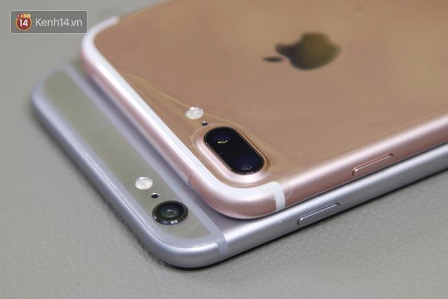 iPhone 7 Plus đang gây sốt trên toàn thế giới đẹp hơn đời máy trước như thế nào? - Ảnh 4.