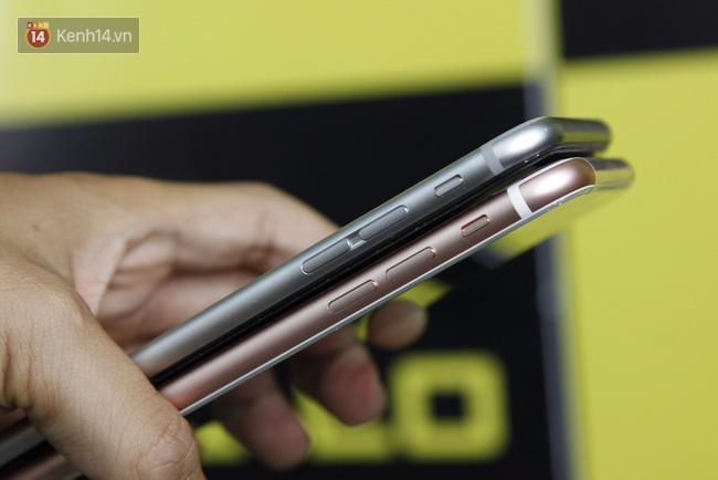iPhone 7 Plus đang gây sốt trên toàn thế giới đẹp hơn đời máy trước như thế nào? - Ảnh 6.