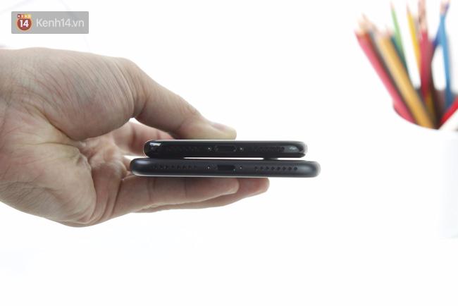 Trời đã sinh iPhone đen nhám, sao lại còn có iPhone đen bóng - Ảnh 8.