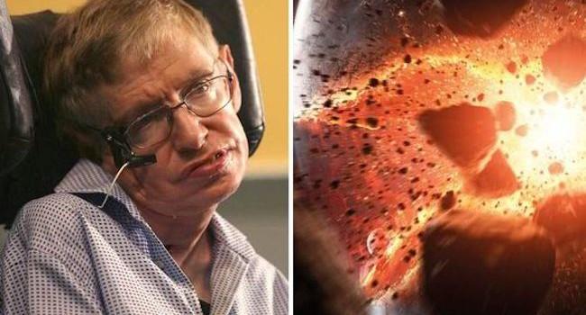 Stephen Hawking: 'Chúng ta đang sống trong thời kỳ nguy hiểm nhất lịch sử nhân loại'