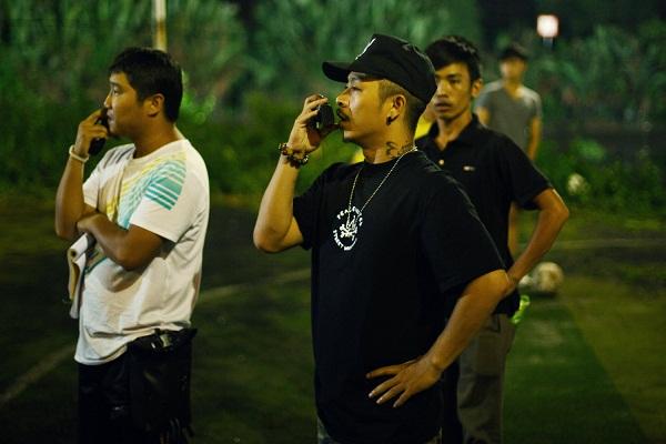 Huyme trở thành cầu thủ bóng đá điển trai trong phim điện ảnh Sút - Ảnh 13.