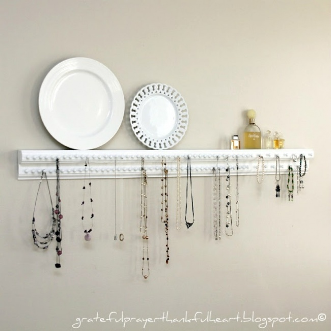14 ý tưởng xây tổ ấm cho dàn trang sức long lanh của chị em - Ảnh 2.