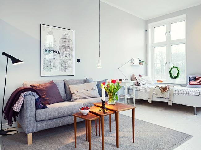 Tuyển tập 19 ý tưởng nội thất biến nhà chật trở nên rộng rãi hơn - Ảnh 4.