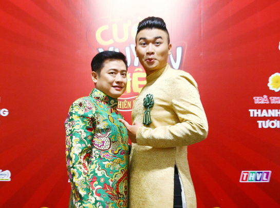 Hoài Linh thề với Tổ nghiệp sẽ công tâm khi làm giám khảo Cười xuyên Việt - Ảnh 7.