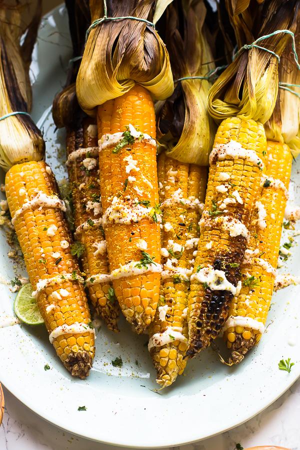 """""""Nâng cấp"""" món bắp nướng thông thường với phiên bản bắp sốt mayonnaise béo ngậy - Ảnh 4."""