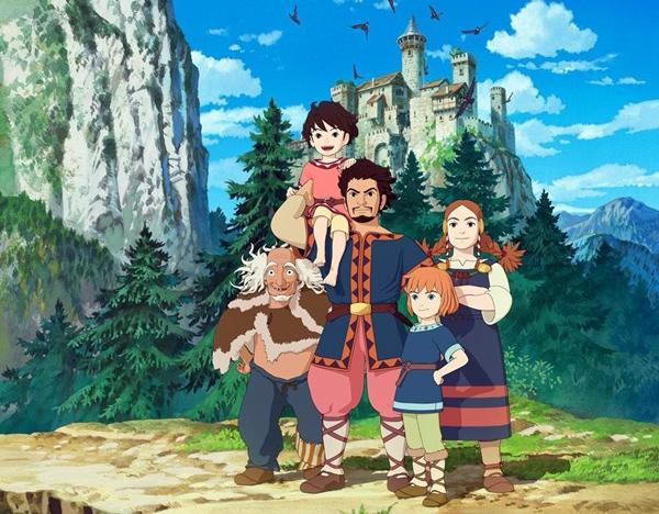 Hãng phim hoạt hình Ghibli chuẩn bị ra mắt series truyền hình đầu tiên