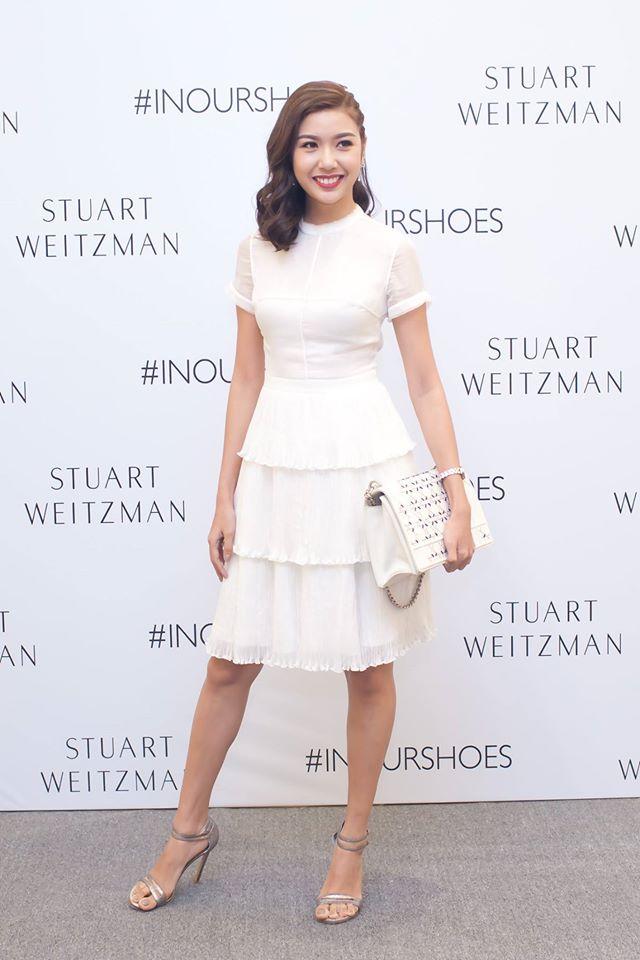 Stuart Weitzman - Thương hiệu giày yêu thích của Gigi Hadid ra mắt tại Việt Nam - Ảnh 7.