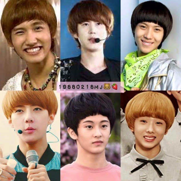 Netizen sửng sốt khi phát hiện ra điểm chung trong style của mọi em út nhà SM - Ảnh 1.