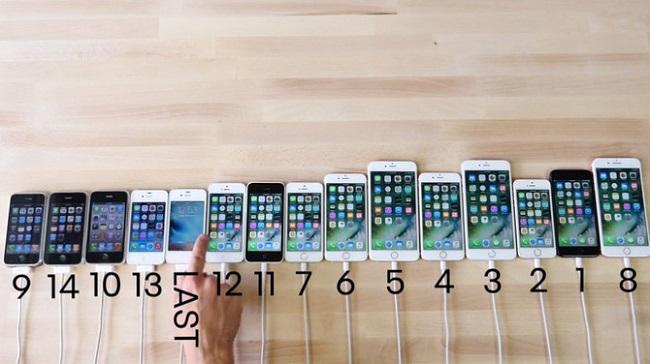 Đại chiến 15 đời iPhone: Quá nhiều điều bất ngờ! - Ảnh 4.