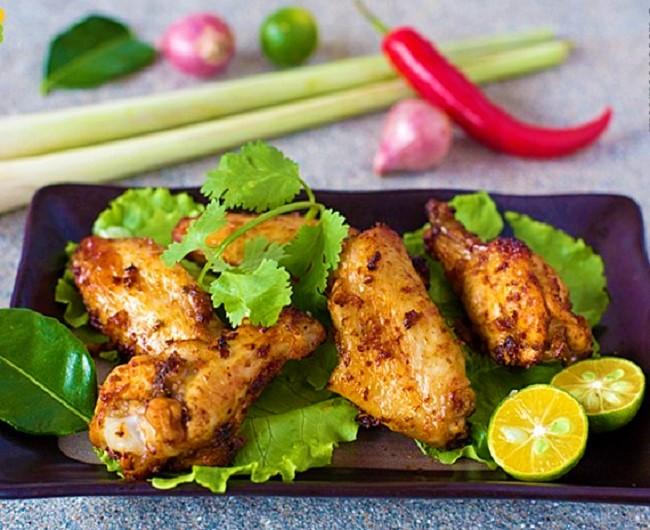 Ai mê món Thái thì nhào vào làm ngay cánh gà nướng vị Tom Yum - Ảnh 10.