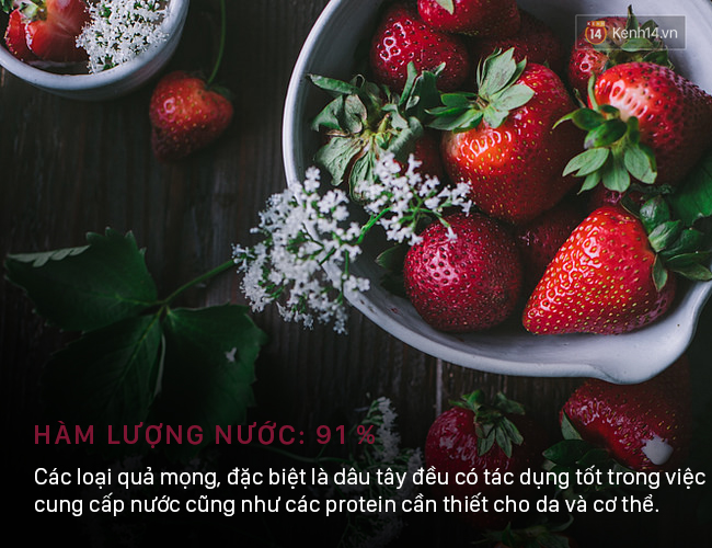 Ăn ngay những món này để giúp da bớt khô nẻ trong đợt lạnh sắp tới - Ảnh 11.