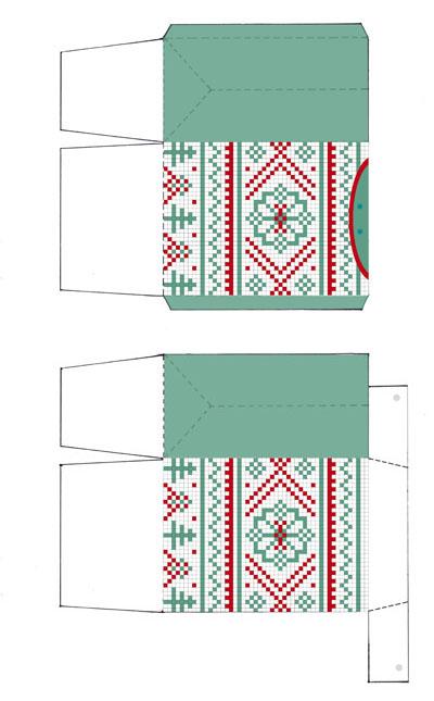 Ý tưởng gói quà Giáng Sinh siêu dễ thương dành cho người không khéo tay - Ảnh 2.
