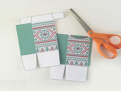 Ý tưởng gói quà Giáng Sinh siêu dễ thương dành cho người không khéo tay - Ảnh 3.
