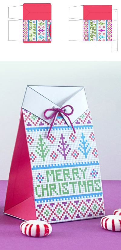 Ý tưởng gói quà Giáng Sinh siêu dễ thương dành cho người không khéo tay - Ảnh 10.