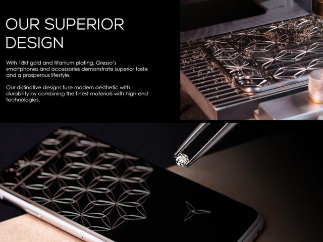 Chiêm ngưỡng iPhone 7 đẹp lấp lánh kim cương khó cưỡng - Ảnh 1.