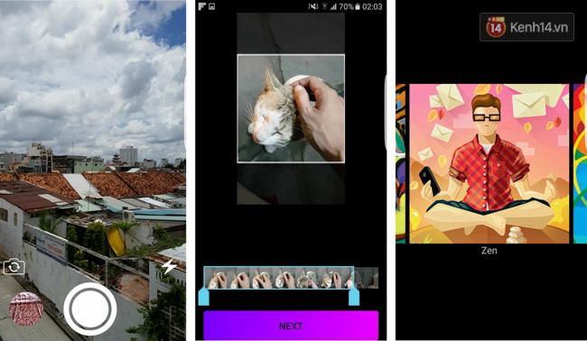 Đã có thể thêm hiệu ứng cho video nghệ như Prisma với ứng dụng này - Ảnh 2.