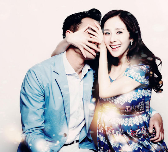 Trước khi có scandal ngoại tình chấn động, Dương Mịch - Lưu Khải Uy đã ngọt ngào và hạnh phúc thế này! - Ảnh 35.