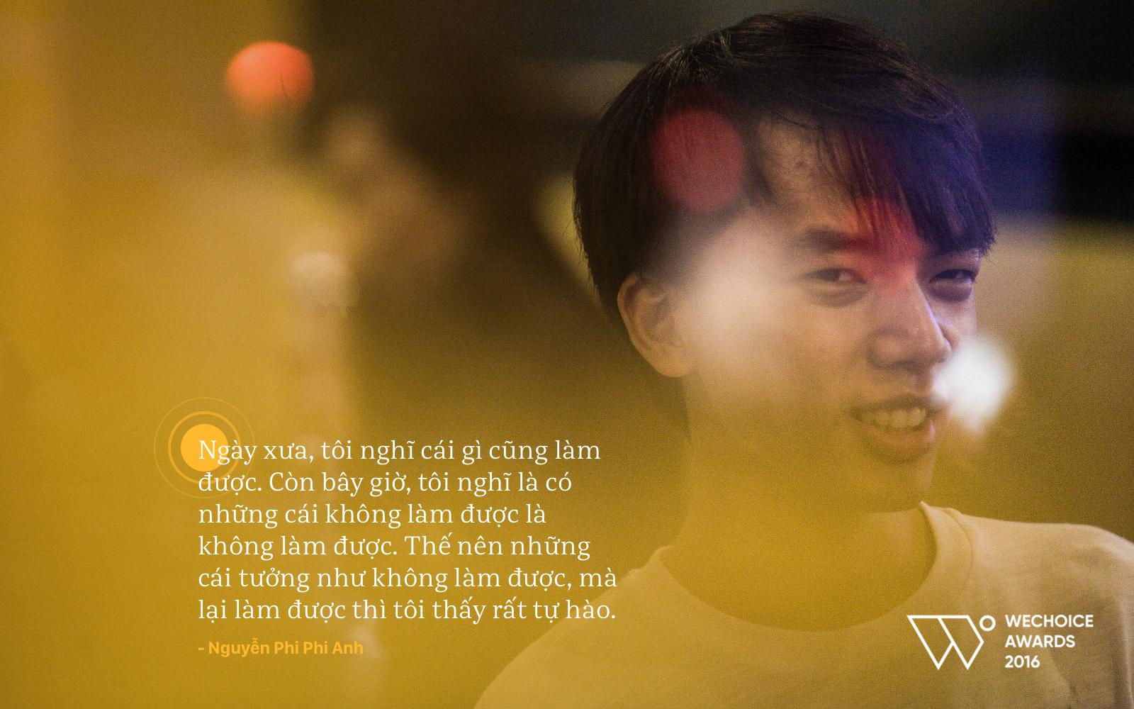 Nguyễn Phi Phi Anh: Tự mày mò học làm nhạc kịch, lỗ cả trăm triệu vẫn thấy tự hào vì… ít - Ảnh 11.